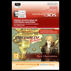 Fire Emblem Echoes: SoV: Pack Libertadores - 3DS