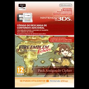 Fire Emblem Echoes: SoV: Pack Amigos de Cipher - 3