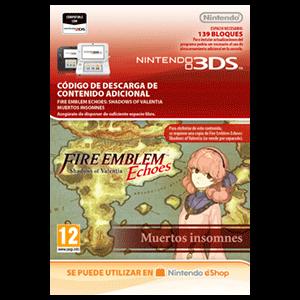Fire Emblem Echoes: SoV: Muertos insomnes - 3DS