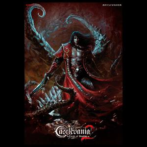 "Póster Castlevania ""Dracula"""