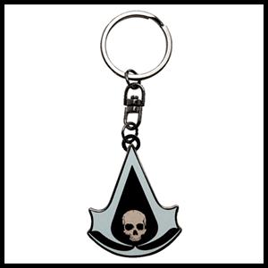 Llavero Assassin´s Creed Black Flag