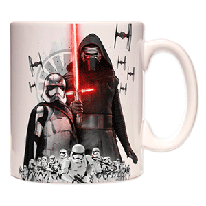 Taza Star Wars 460ml - Lado Oscuro Episodio VII