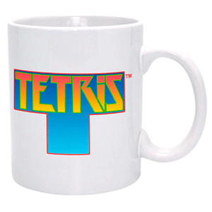 Taza Tetris 320ml