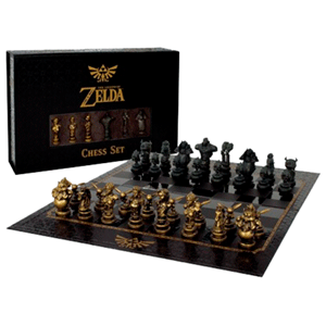 Ajedrez The Legend of Zelda Edición Coleccionista
