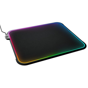 SteelSeries QcK Prism RGB Rígida doble superficie