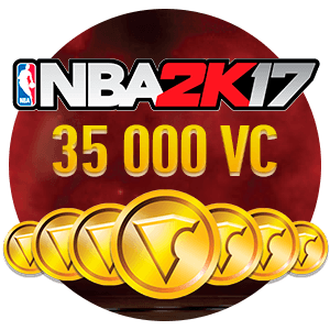 NBA 2K17 - 35.000 VC PS4