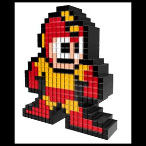 Figura Pixel Pals: Megaman Rojo