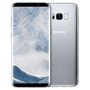Samsung Galaxy S8 64gb Plata Libre