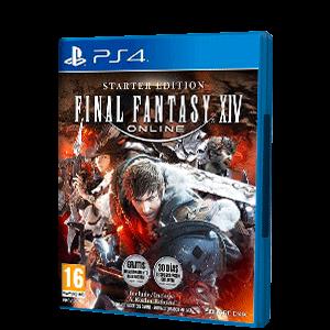 Final Fantasy XIV Starter Pack
