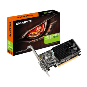 GIGABYTE GeForce GT 1030 2GB - Perfil Bajo