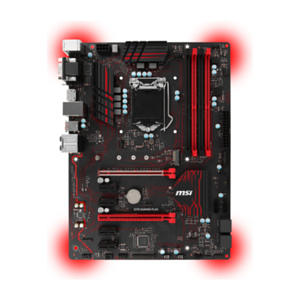 MSI Z270 Gaming Plus LGA1151 ATX