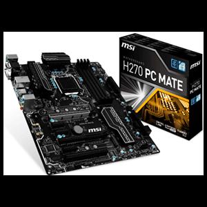 MSI H270 PC Mate SK1151