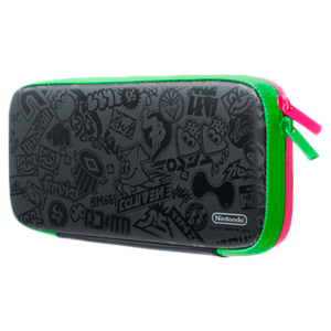 Nintendo Switch Set Accesorios - Funda Splatoon + Protector LCD