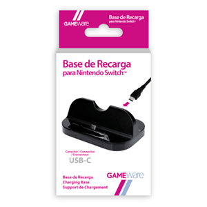 Base de recarga para Nintendo Switch GAMEware