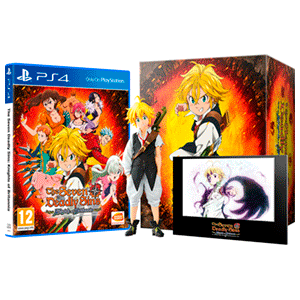 The Seven Deadly Sins: Knights of Britannia - Wrath Collector's Edition