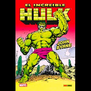 100% Marvel. El Increíble Hulk de John Byrne