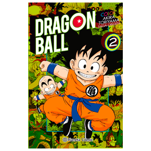 Dragon Ball Color Origen nº 02