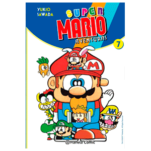 Super Mario nº 07