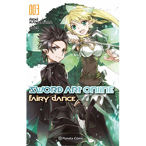 Sword Art Online: Fairy Dance nº 1 (Novela)