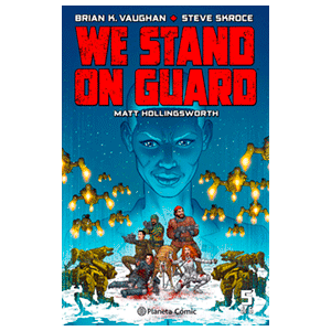 We Stand on Guard nº 5
