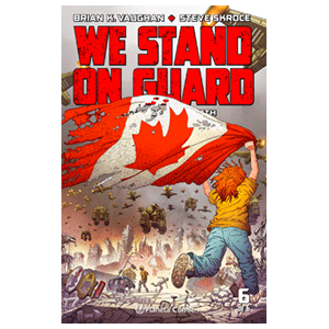 We Stand on Guard nº 6