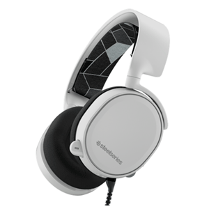 SteelSeries Arctis 3 Blanco PC-PS4-XONE-SWITCH-MOVIL - Auriculares Gaming