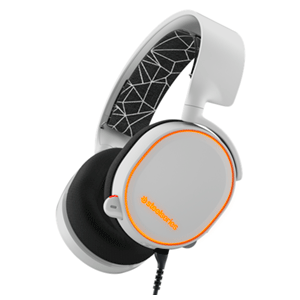 SteelSeries Arctis 5 Blanco RGB 7.1 Surround
