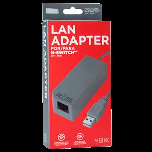 Adaptador LAN para Nintendo Switch FR-Tec