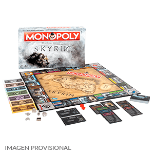 Monopoly The Elder Scrolls V: Skyrim