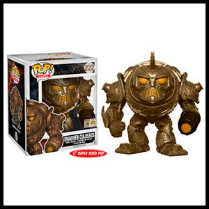 Figura Pop Elder Scrolls: Dwarven Colossus