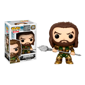 Figura Pop Justice League: Aquaman
