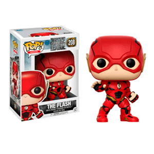 Figura Pop Justice League: Flash