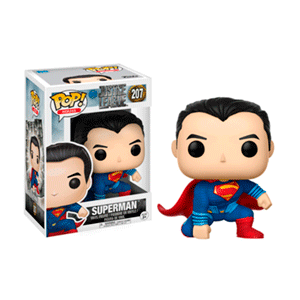 Figura Pop Justice League: Super Man