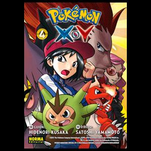 Pokémon X-Y nº 4