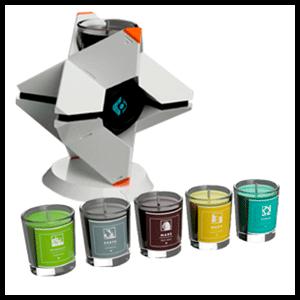 Set de Velas Destiny 2 Edic. Limitada
