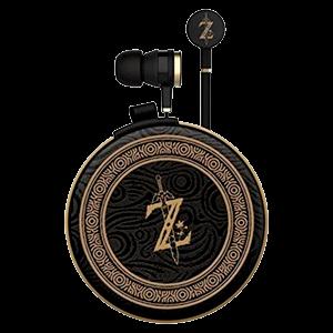 Auriculares In-ear Zelda -Licencia Oficial-