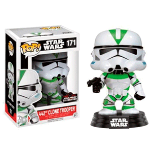 Figura Pop Star Wars Celebration: 442 Clone Trooper