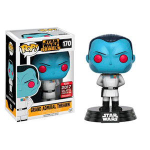 Figura Pop Star Wars Celebration: Grand Admiral Thrawn