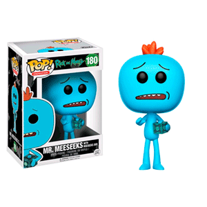 Figura Pop Rick y Morty: Mr. Meeseeks Ed. Limitada
