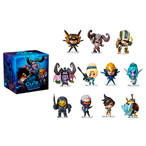 Figura Cute but Deadly Blizzard Serie 2