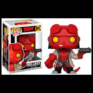 Figura Pop Hellboy: Hellboy com Chaqueta