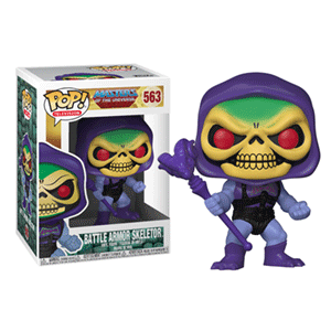 Figura Pop Masters del Universo: Skeletor