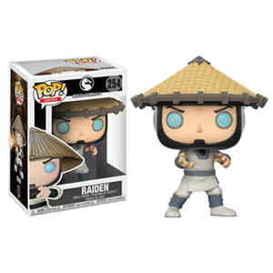 Figura Pop Mortal Kombat: Raiden