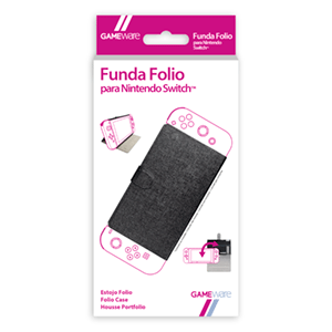 Funda Folio para Nintendo Switch GAMEware