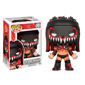 Figura Pop WWE: Finn Balor con Máscara
