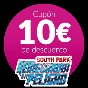 10 € dto. South Park Retaguardia en Peligro