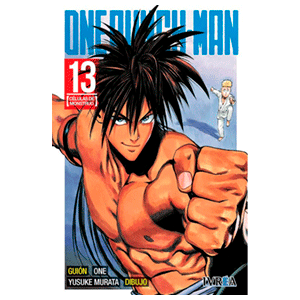One Punch Man nº 13