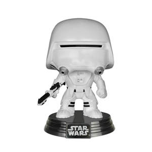 Figura Pop Star Wars VIII: First Order Snowtrooper