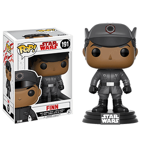Figura Pop Star Wars VIII: Finn