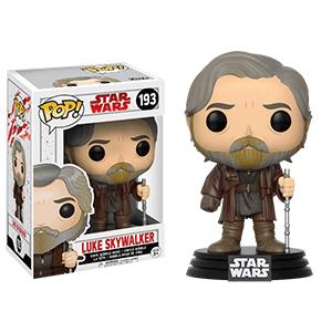 Figura Pop Star Wars VIII: Luke Skywalker
